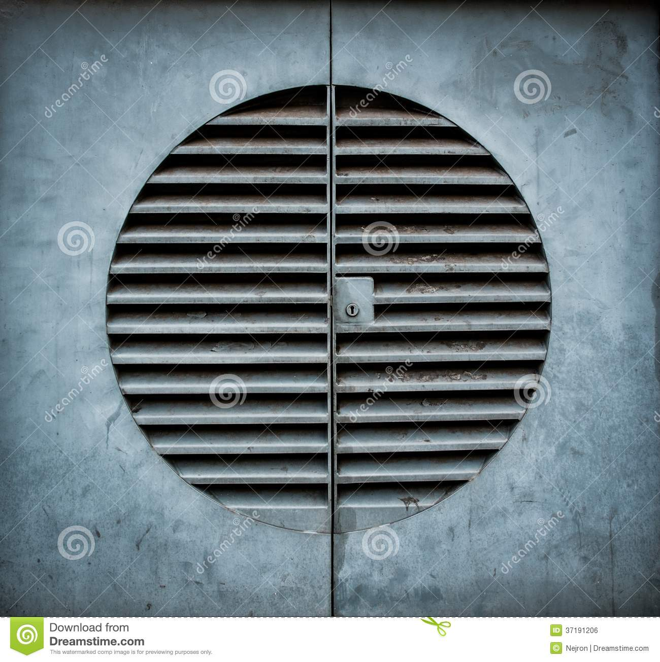 Ventilation Shaft Royalty Free Stock Image Image 37191206