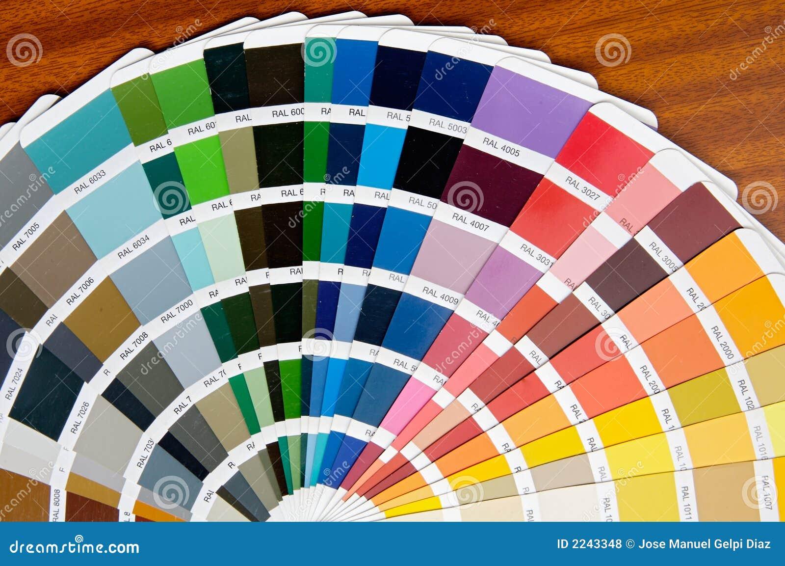 Ventilatore dei colori