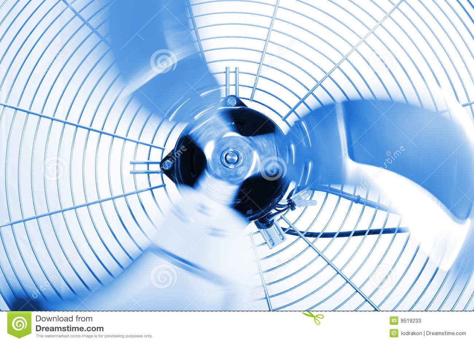 Ventilatore industriale