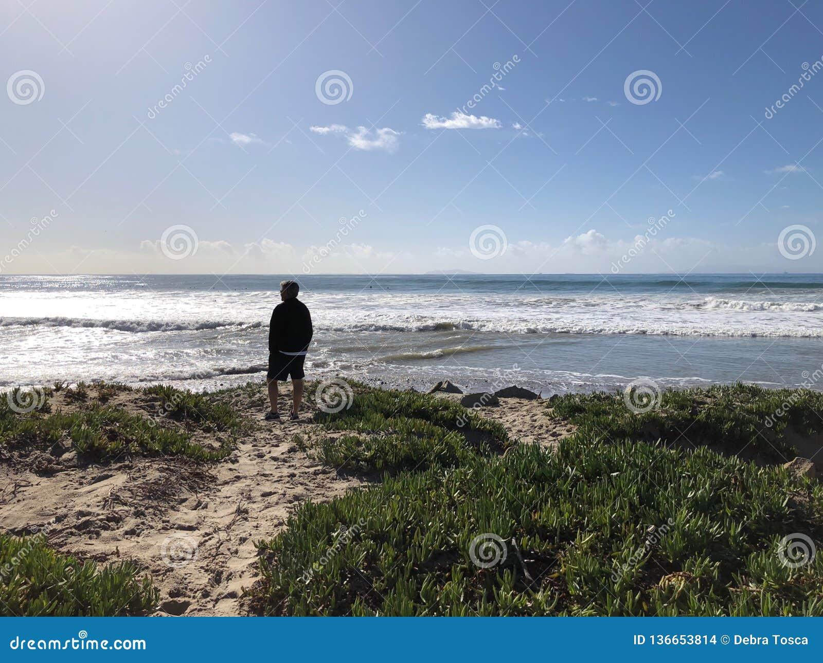 Ventura Beach man
