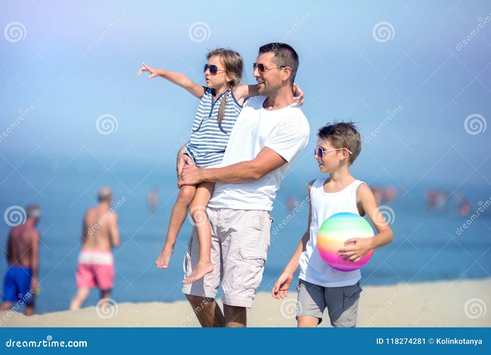 Verão, conceito de família
