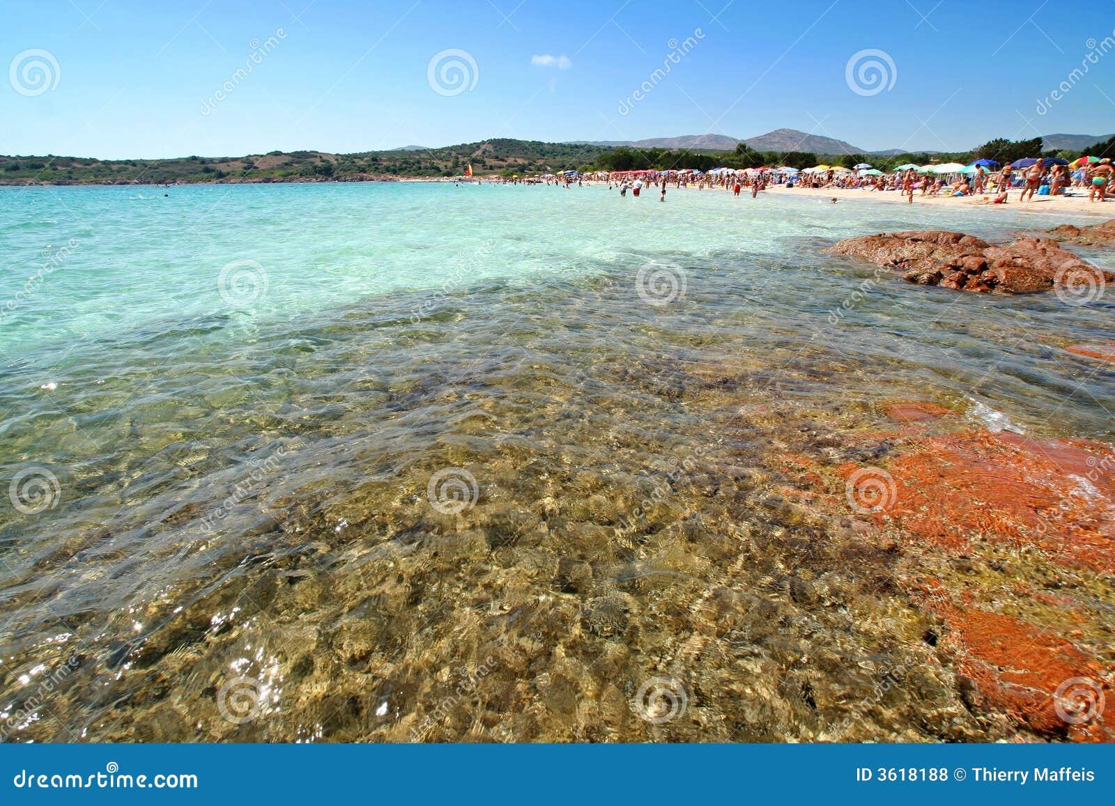 Verão em Sardinia