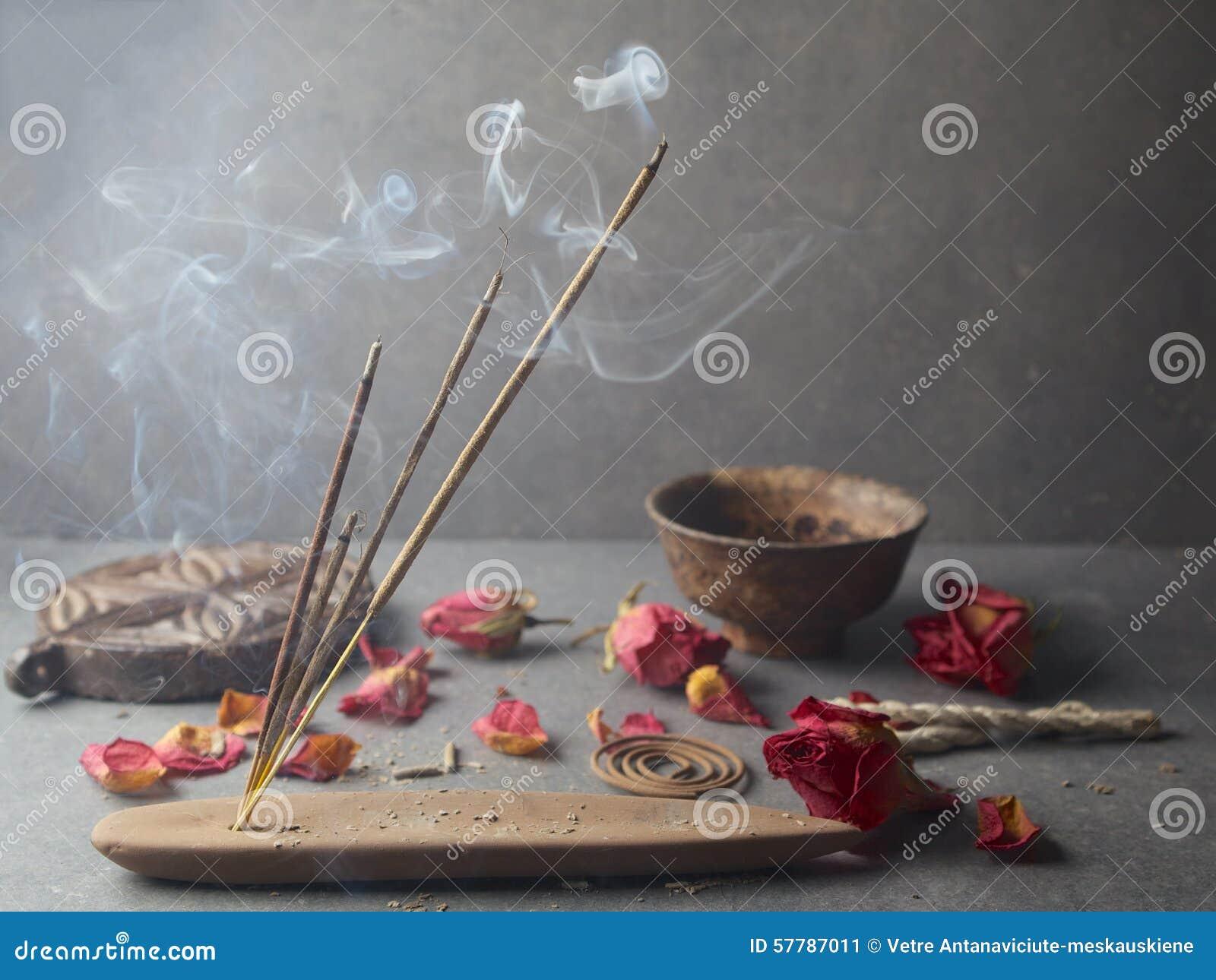 Verärgern Sie Steuerknüppel aromatherapy