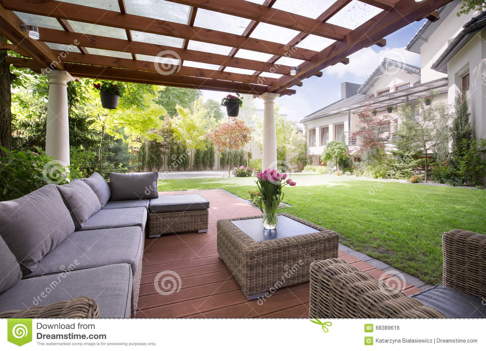 Giardini Moderni Con Sassi : Giardini moderni con sassi interesting aiuole moderne cool latest