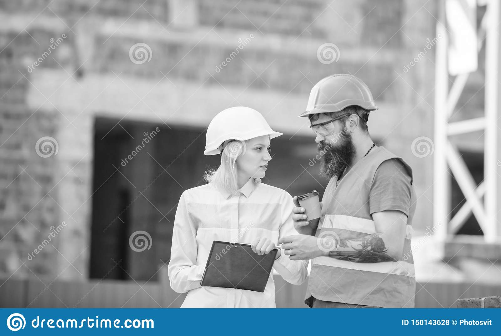 Verband tussen bouwcli?nten en deelnemersbouwnijverheid Bespreek vooruitgangsplan Vrouweningenieur en