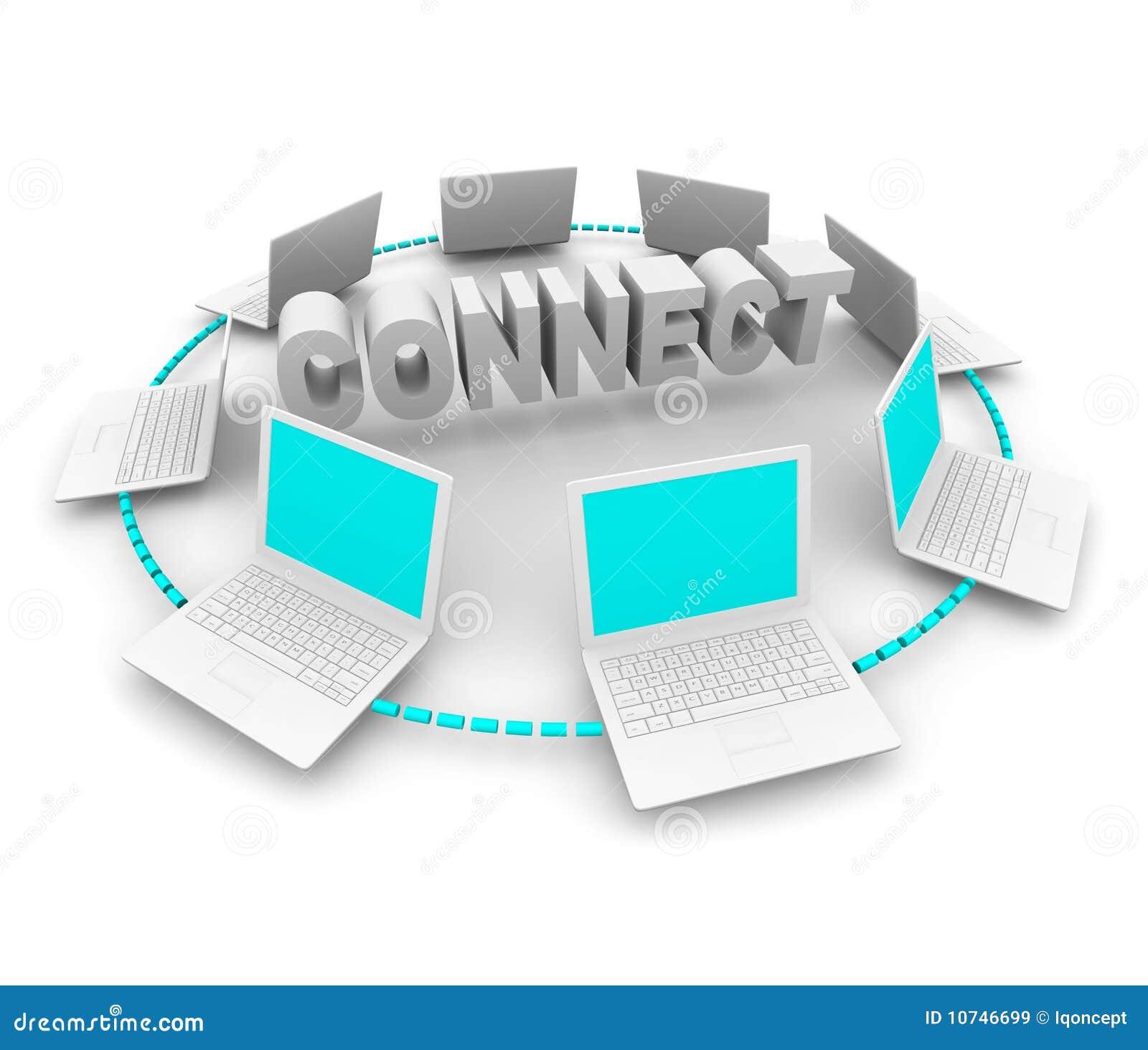 Verbind - Ring van Witte Computers