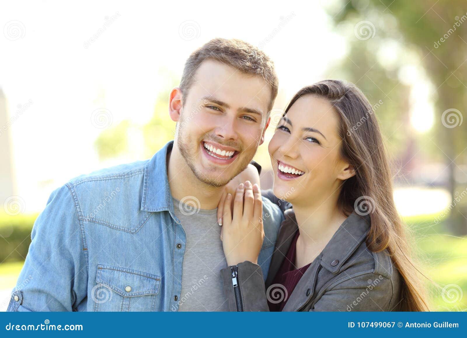 Weiße Zähne datieren