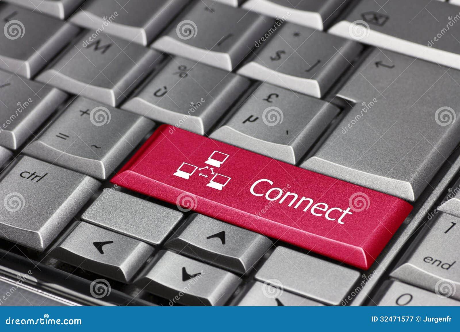 Verbindende computers