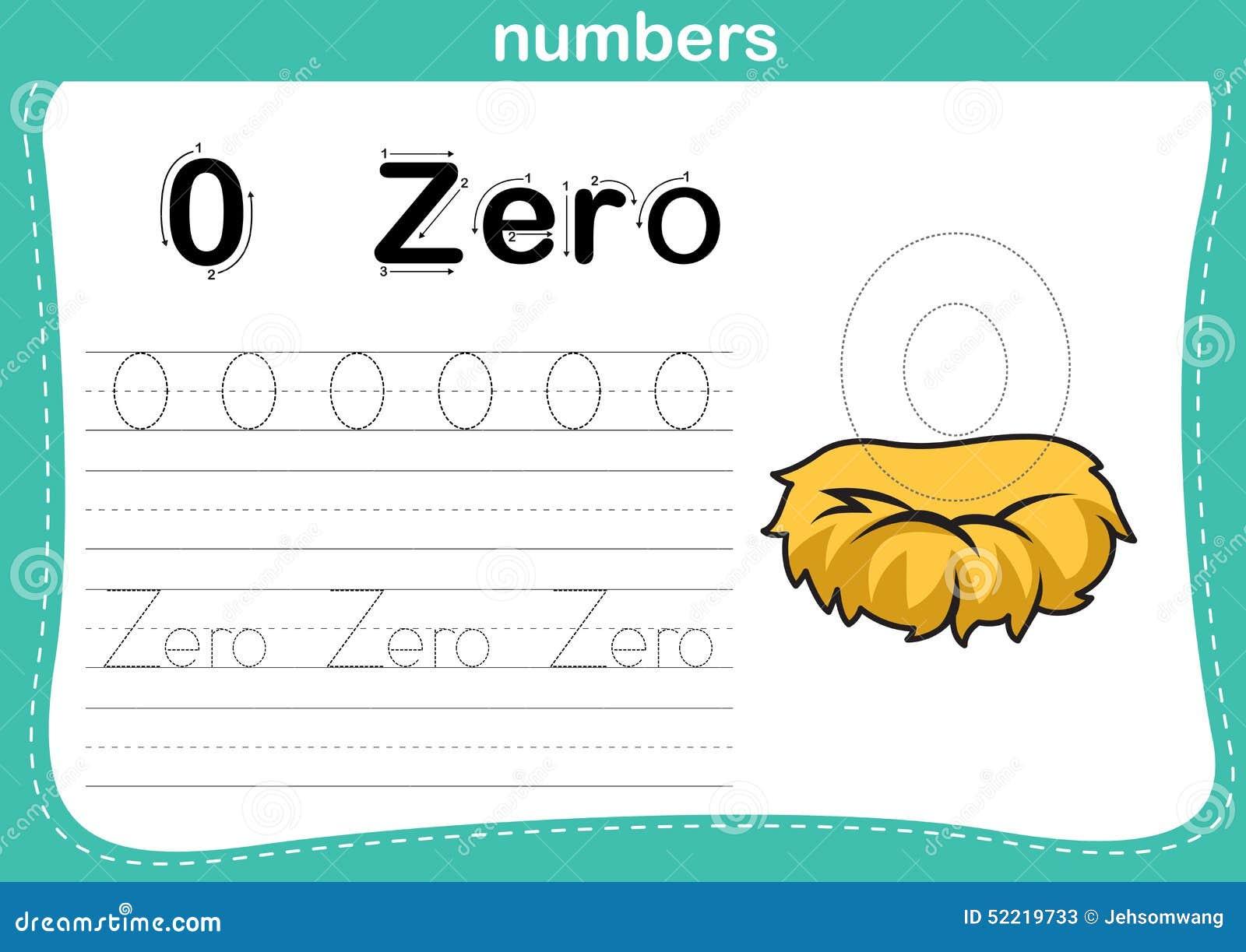Verbindende punt en voor het drukken geschikte aantallenoefening