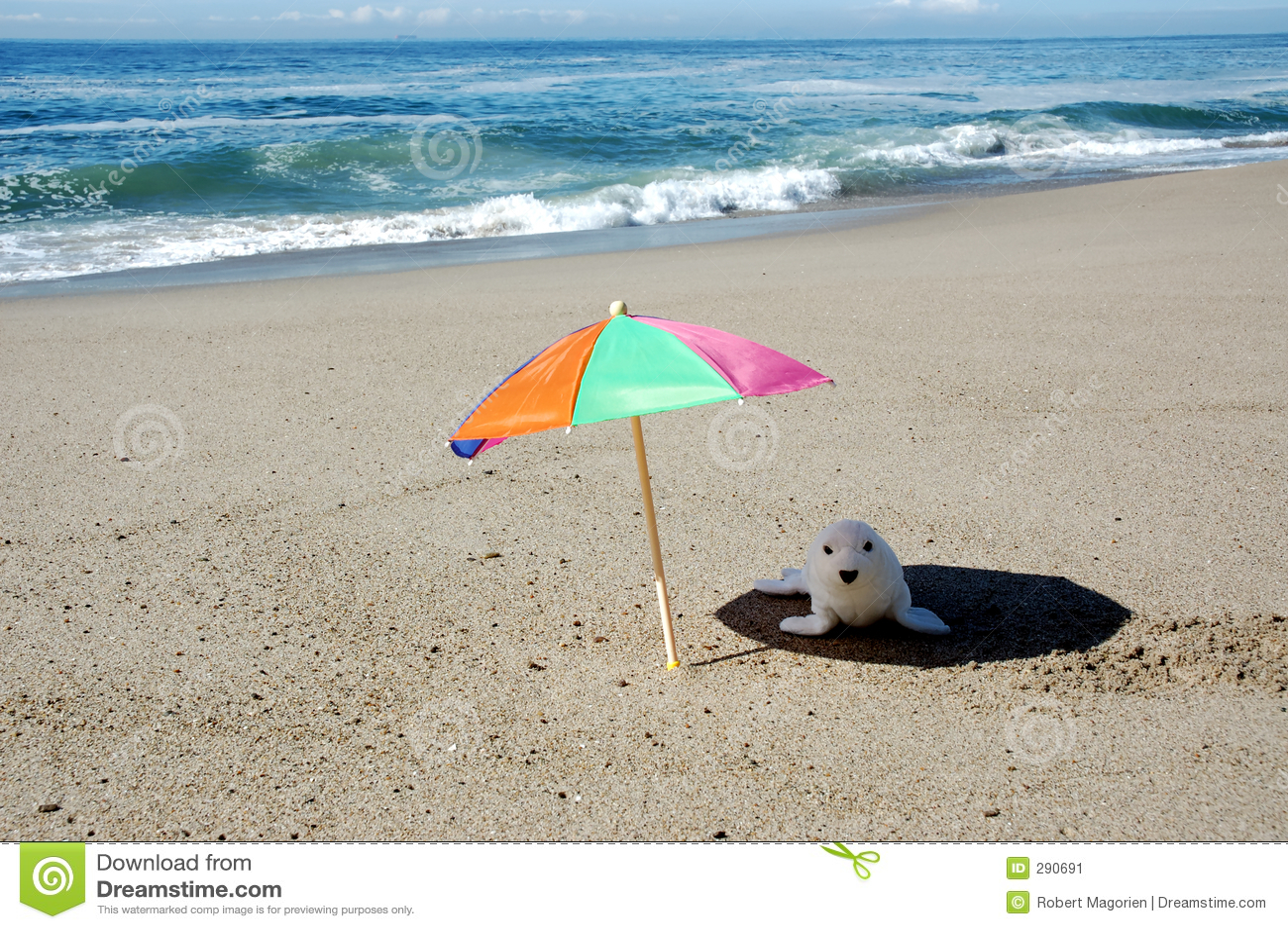 Verbinding en paraplu