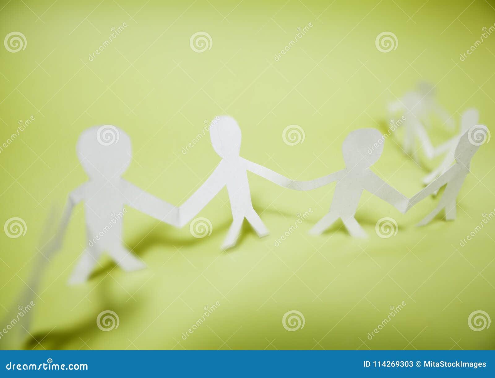 Verbonden steun samen
