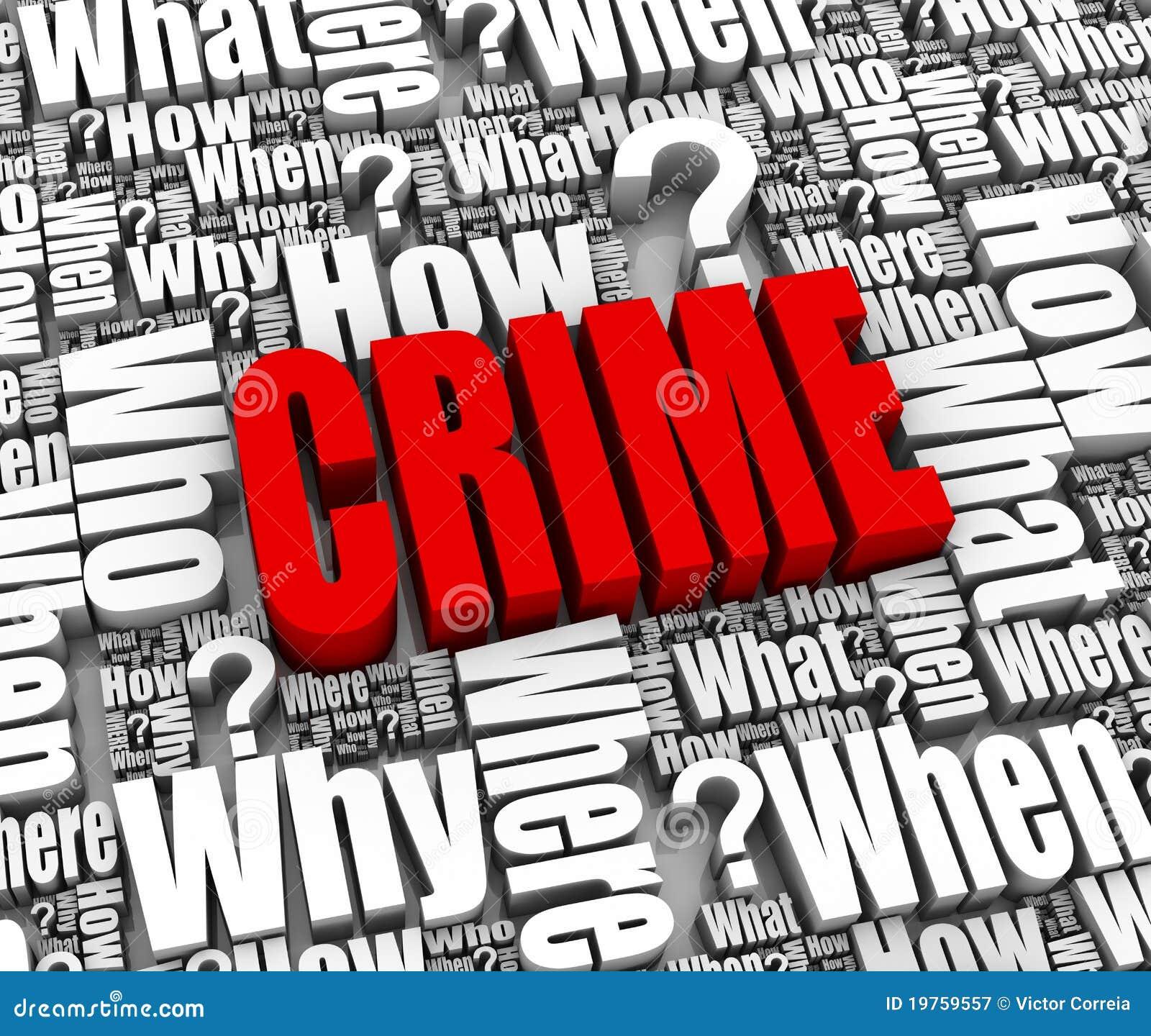 Verbrechen