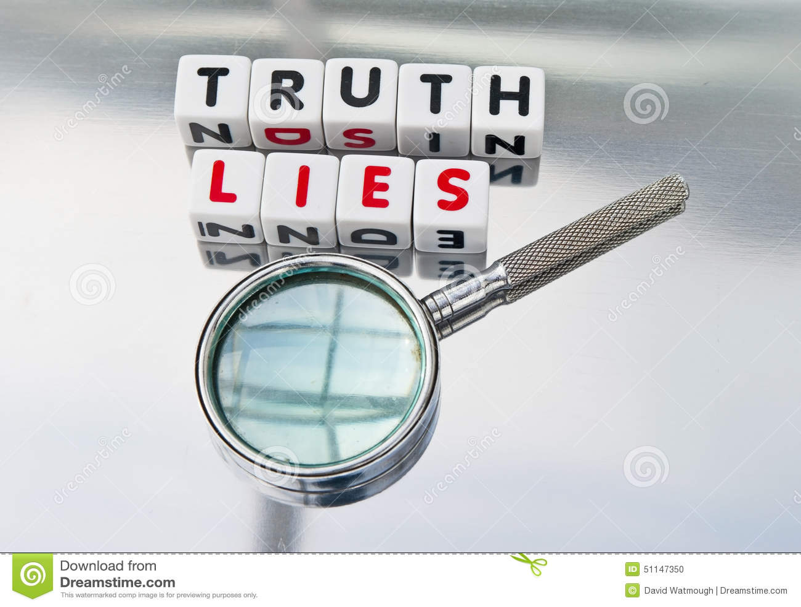 Verdad y mentiras