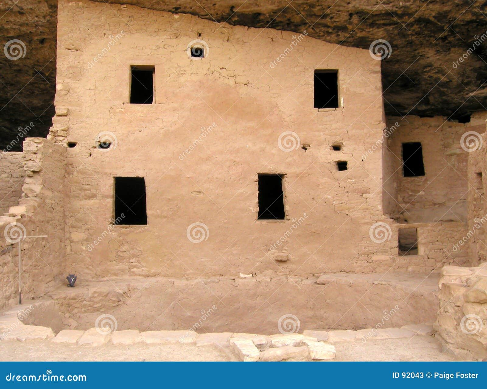 Verde 8 руин мезы