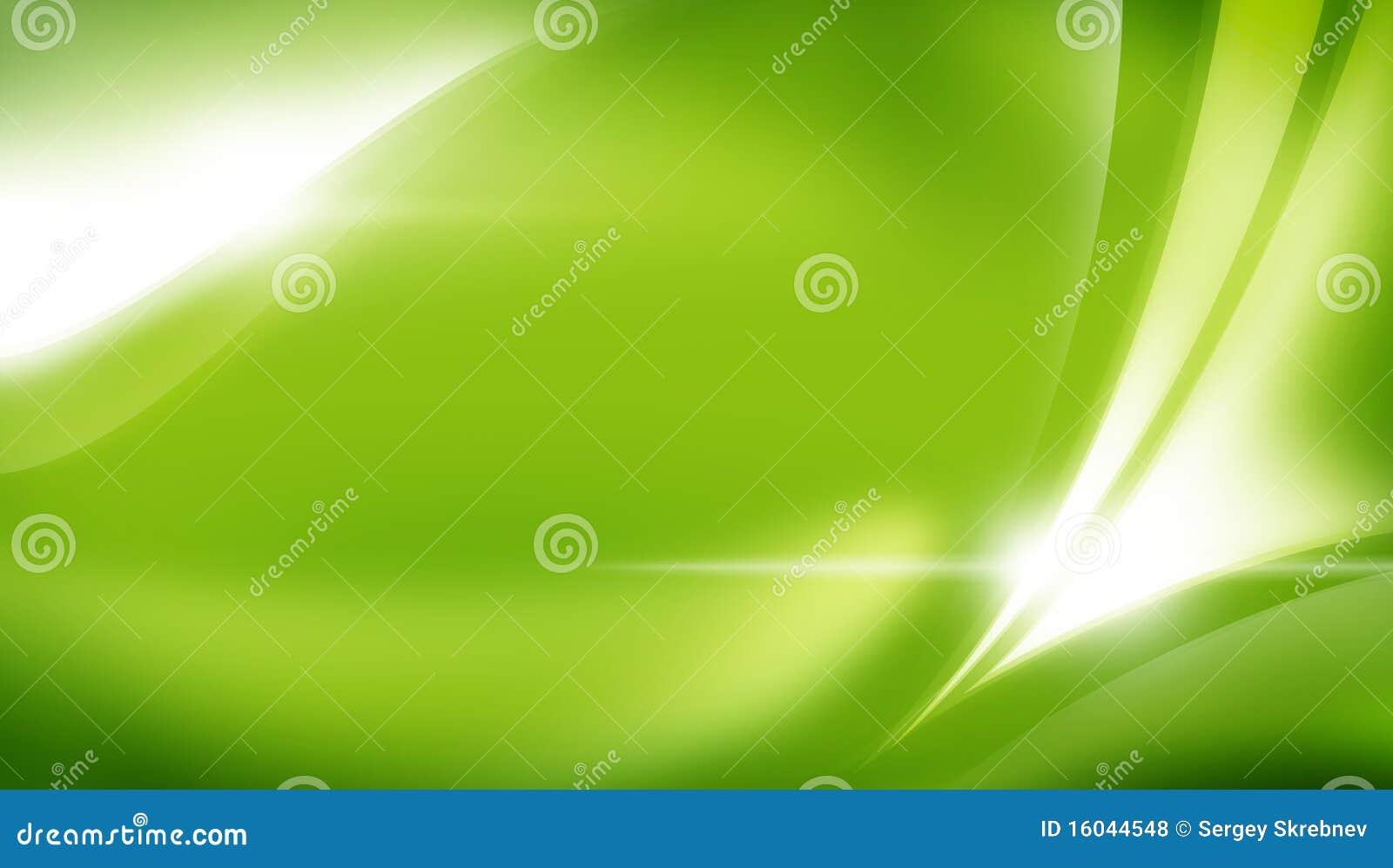 Verde abstrato do fundo