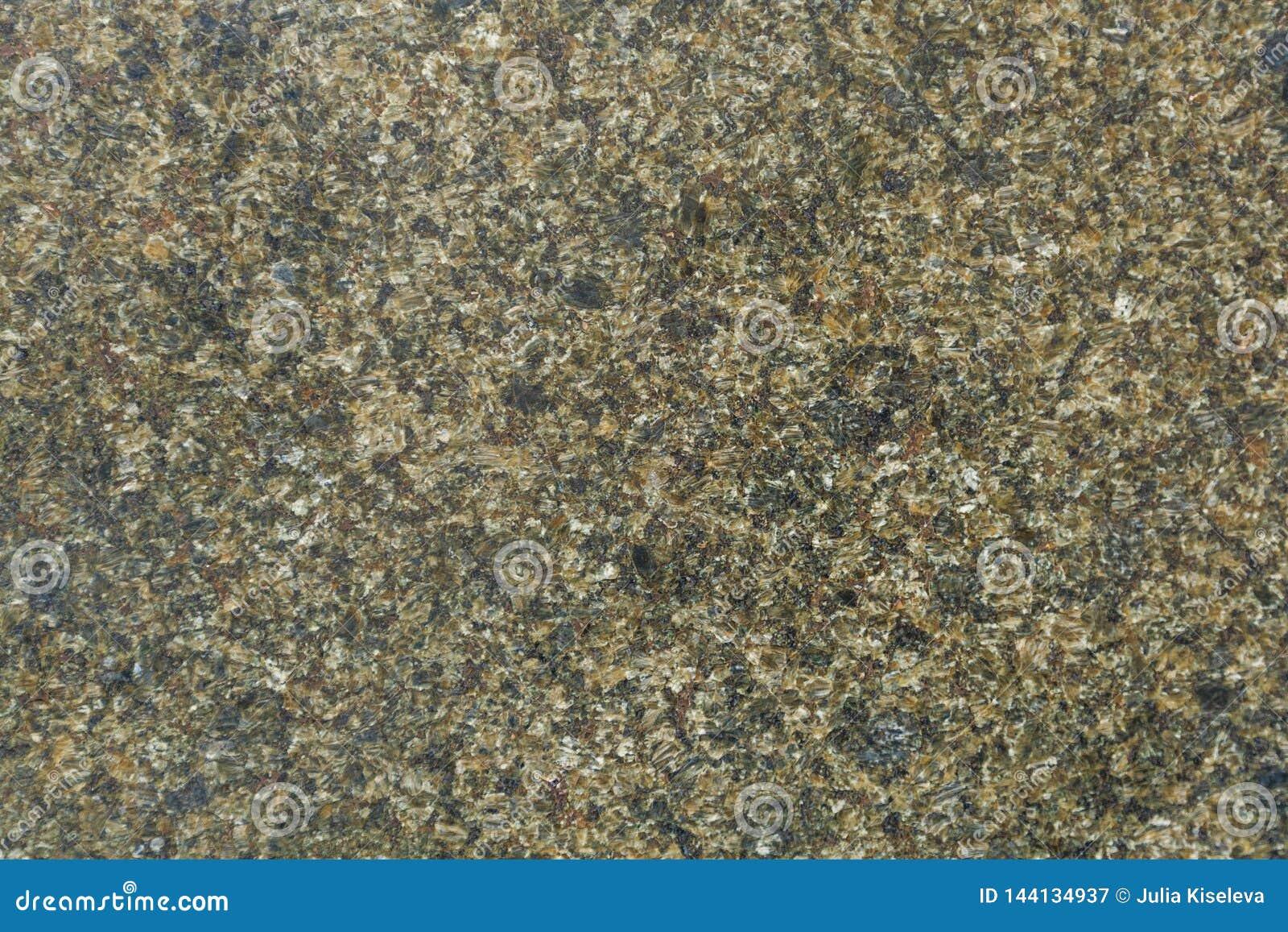Verde de mármol del granito de piedra de la textura