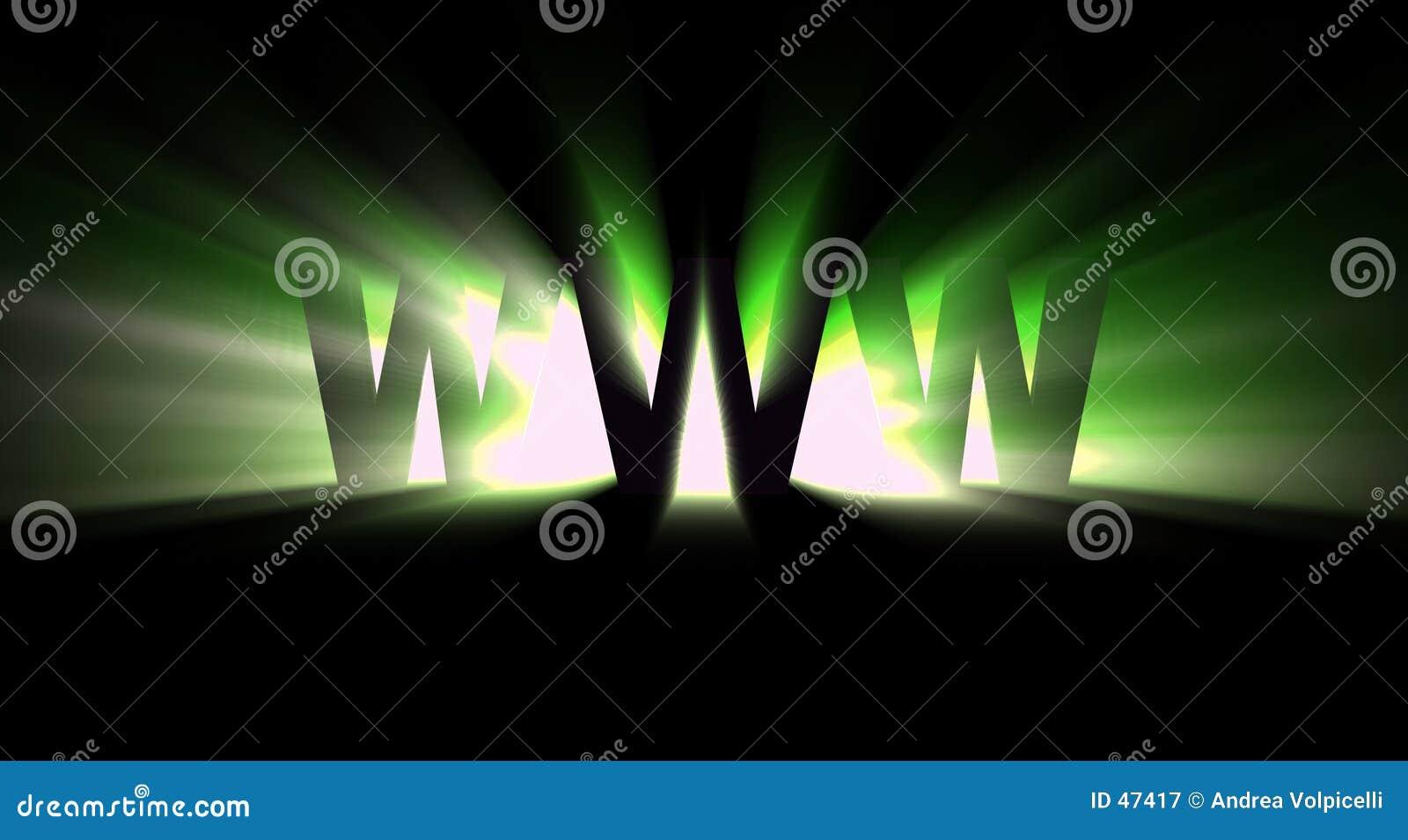 Verde de WWW