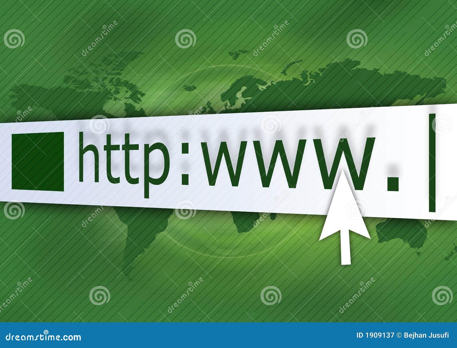 Verde del HTTP