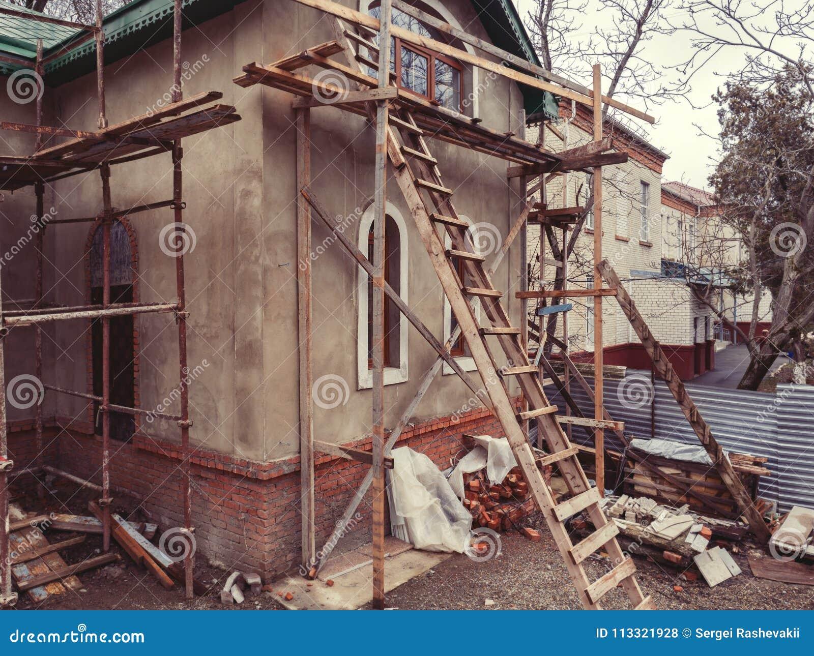 Costruire Tetto In Cemento verde del tetto dello sbocco del gesso della scala del