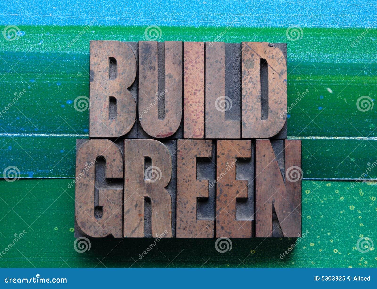 Download Verde di configurazione immagine stock. Immagine di legno - 5303825
