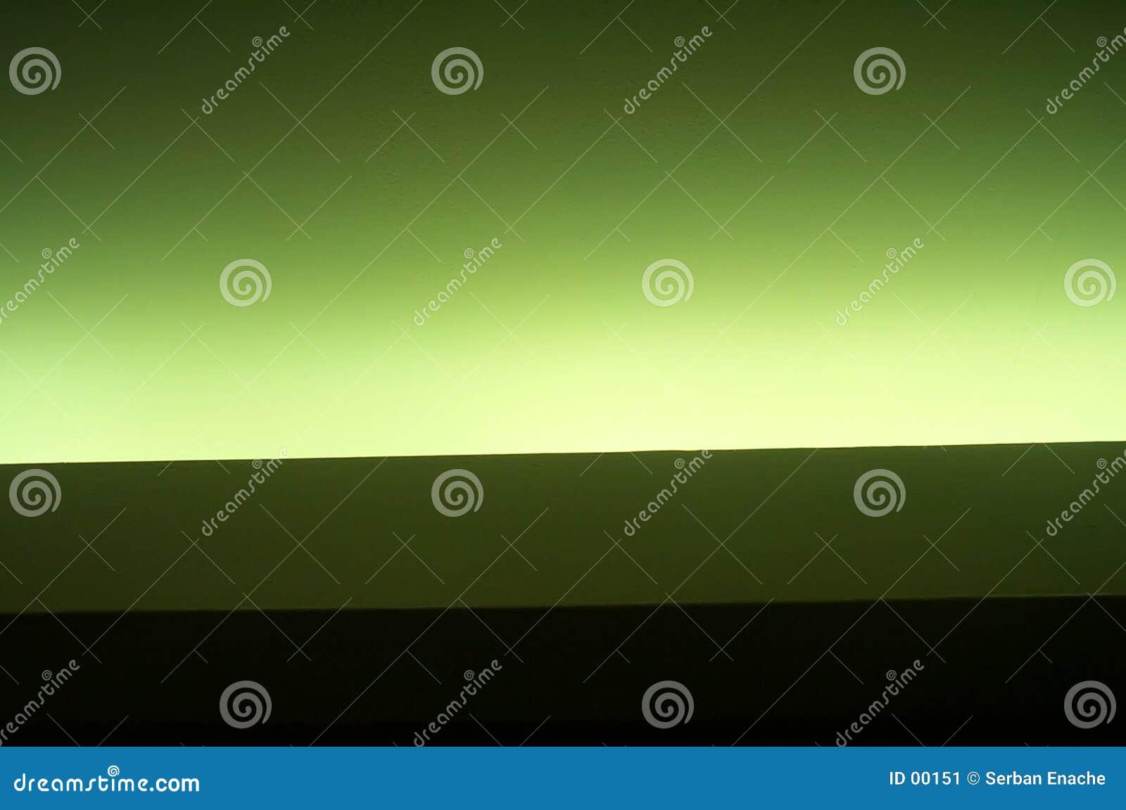 Verde do néon