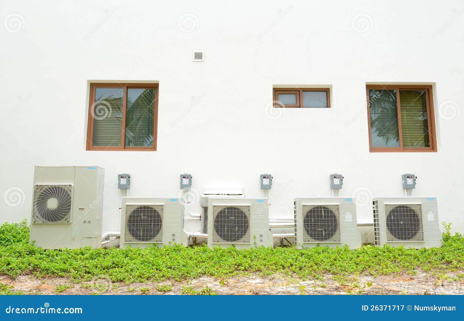 Verdichter des Luftzustandes