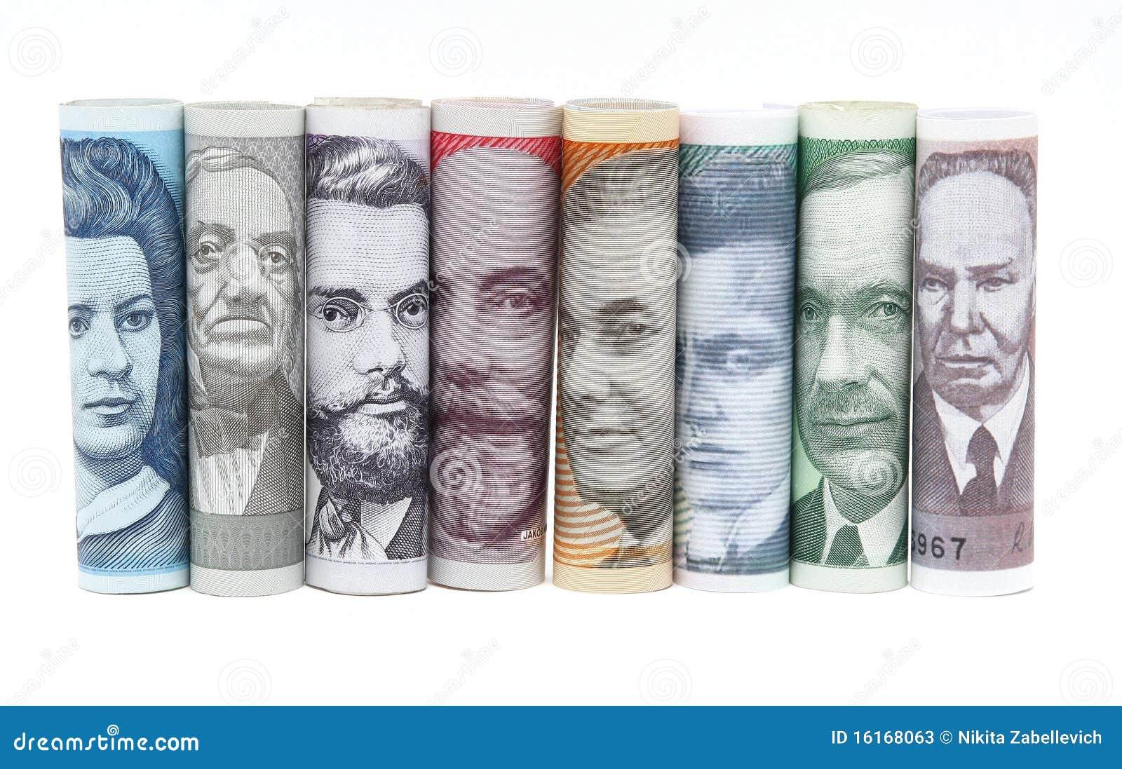 Verdraaid Estlands geld