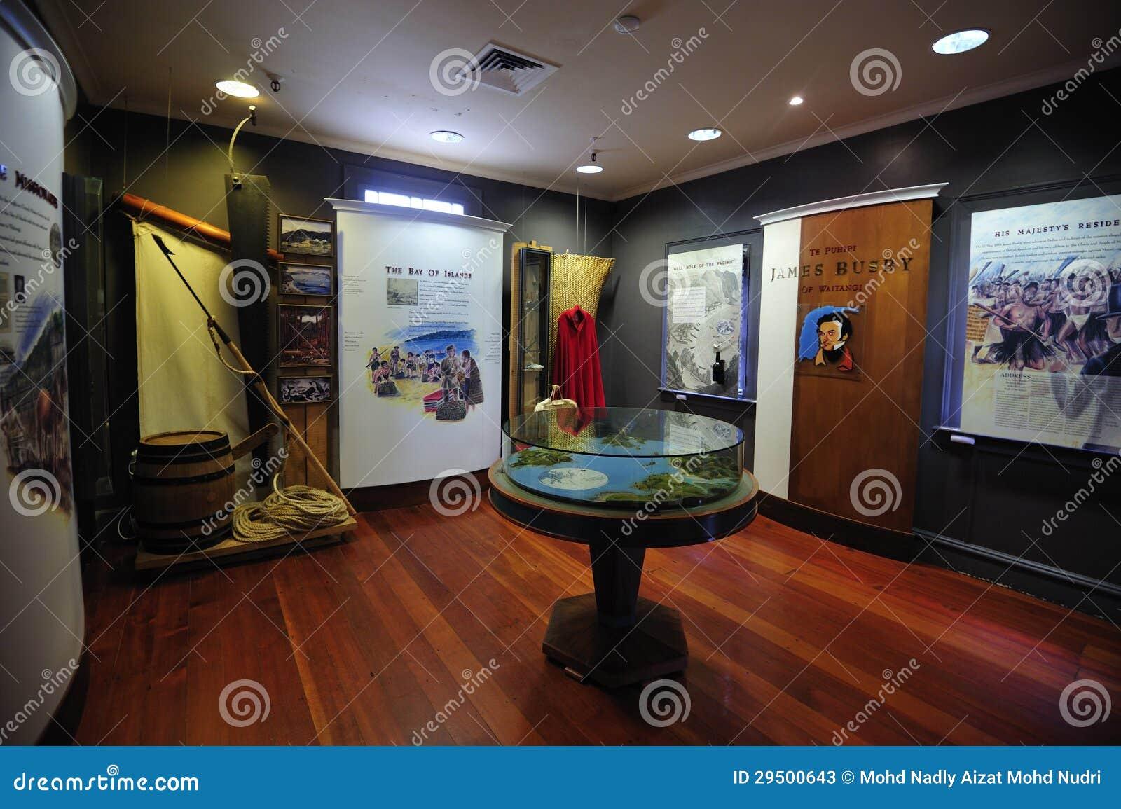 Verdrag van Museum Waitangi