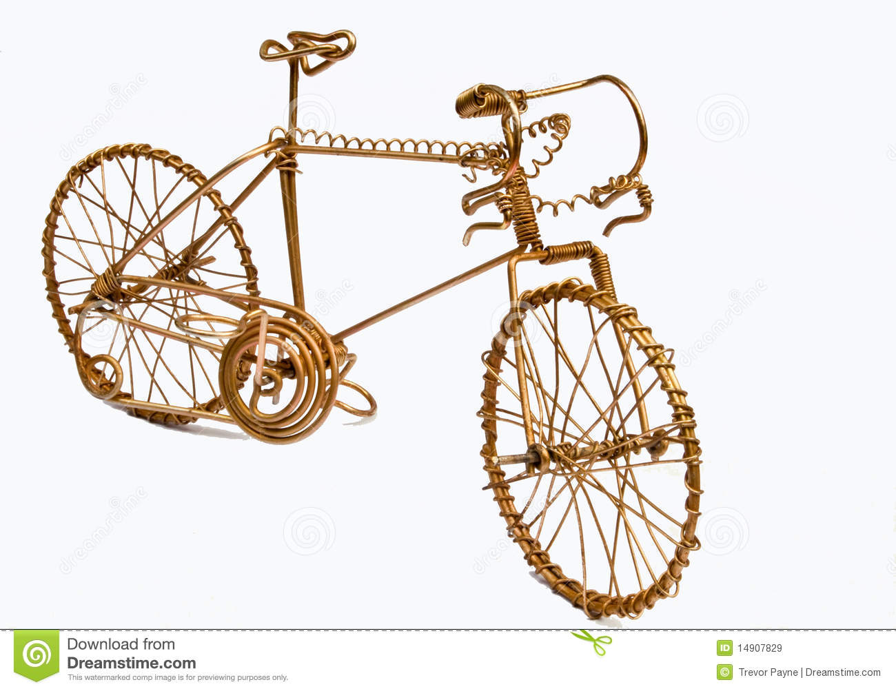 Draht Kunst Fahrrad Stock Photos - Download 282 Images