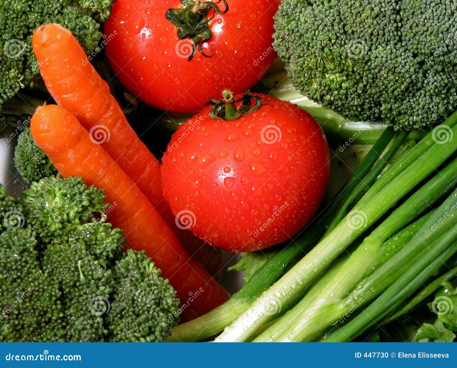 Verduras frescas 1