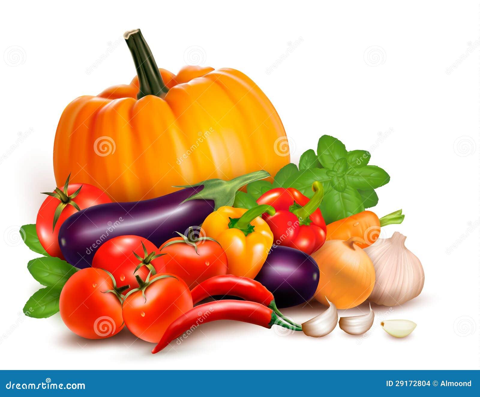 Verduras frescas comida sana imagenes de archivo for Cocinar comida sana