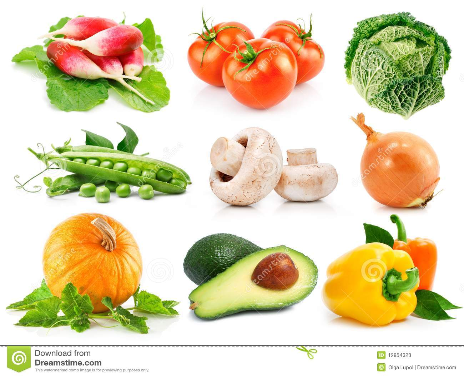 Image Gallery imagenes de verduras