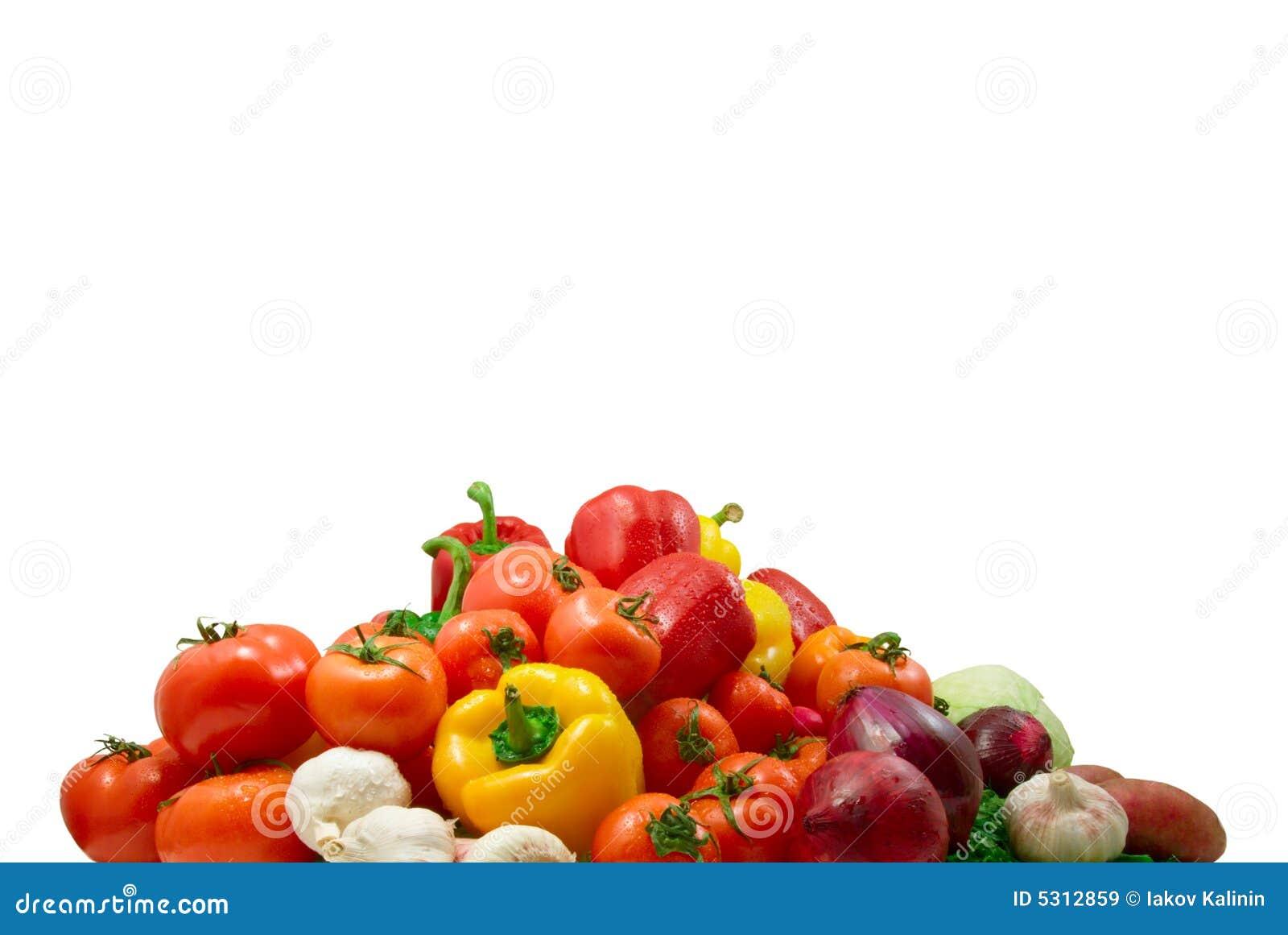 Download Verdure bagnate immagine stock. Immagine di crop, spuntino - 5312859