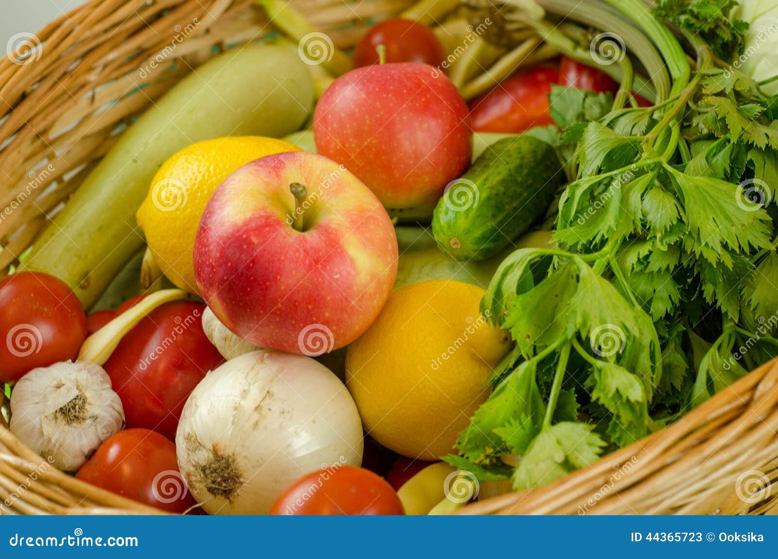 Verdure e frutta