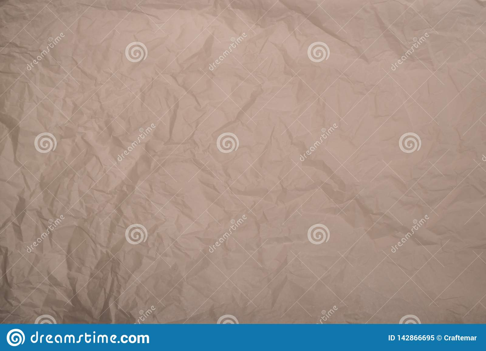 Verfrommelde document textuur