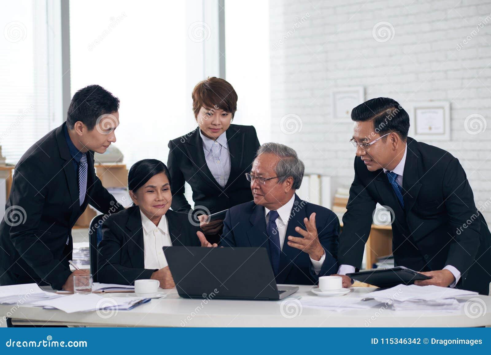 Vergadering van procureurs