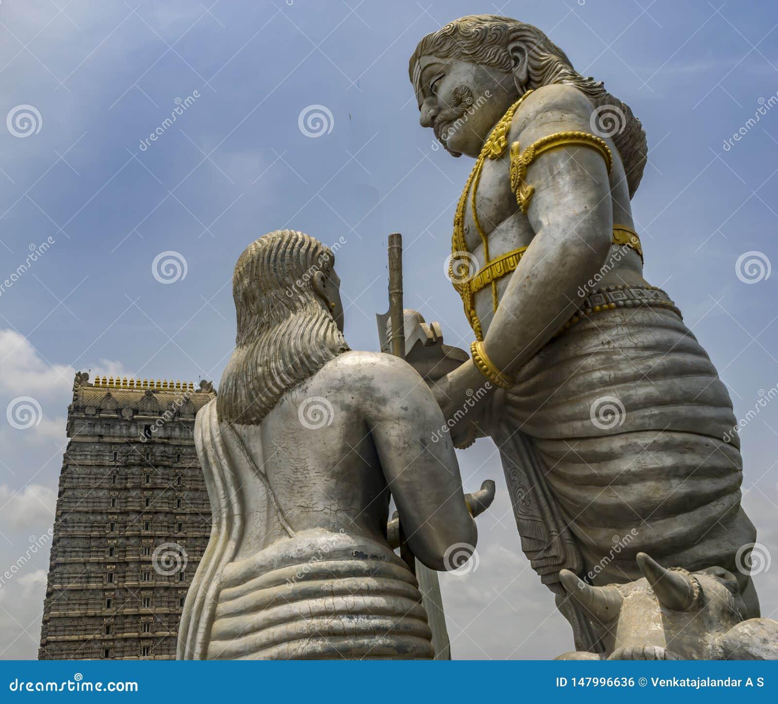 Verhaal van de Murudeshwar-Tempel
