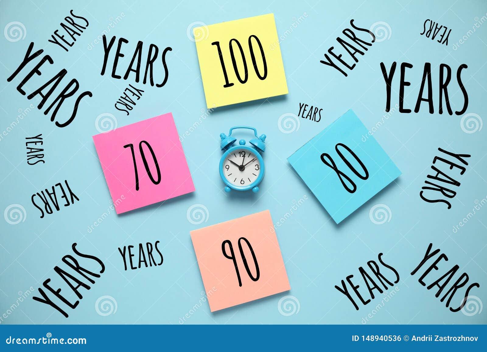 Verhoging van levensduurgemeenschap De verouderende maatschappij, pensionering De gemiddelde groei van de het levensuitbreiding