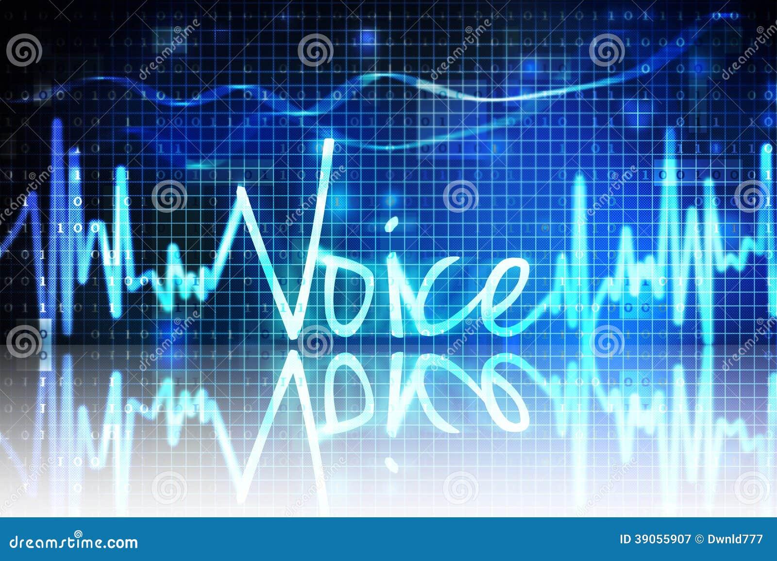 Verificação da voz