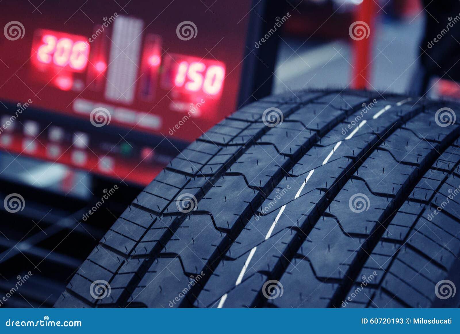 Verificação do pneu