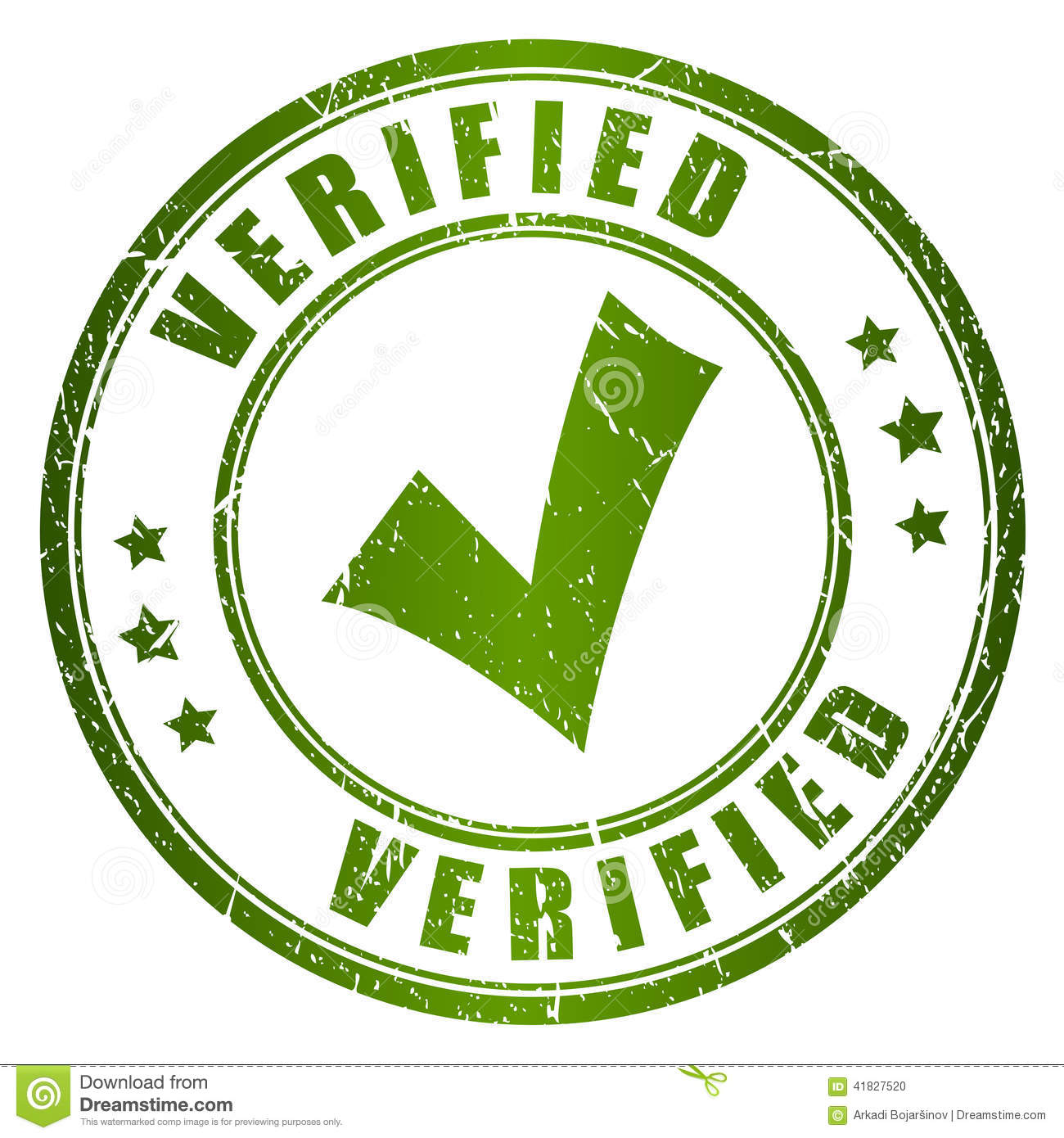 Verified vector stamp stock vector. Illustration of ...