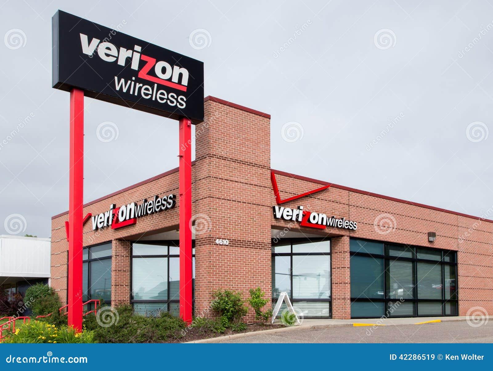 Verizon Wireless detaljist