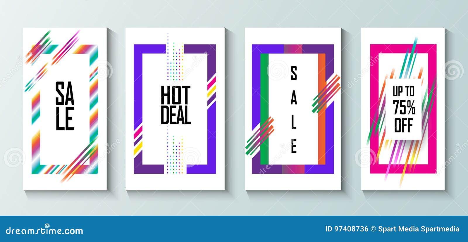 Verkaufshippie-Pop-Art