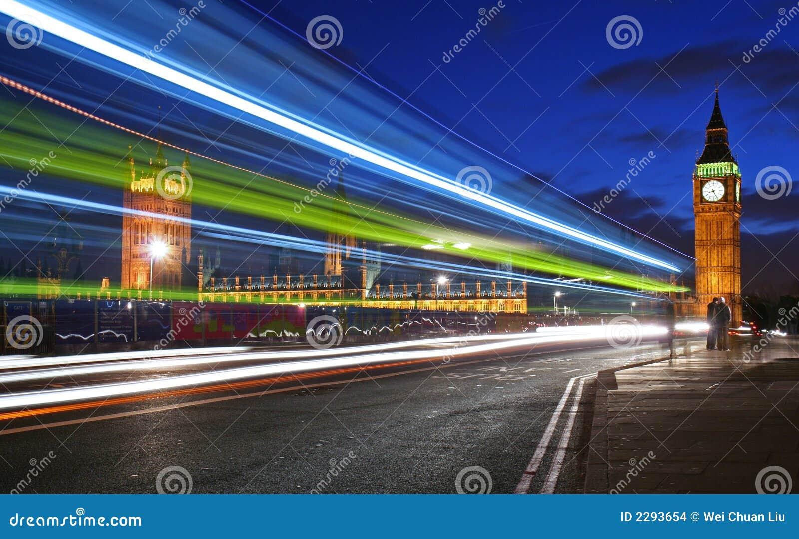Verkehr durch London