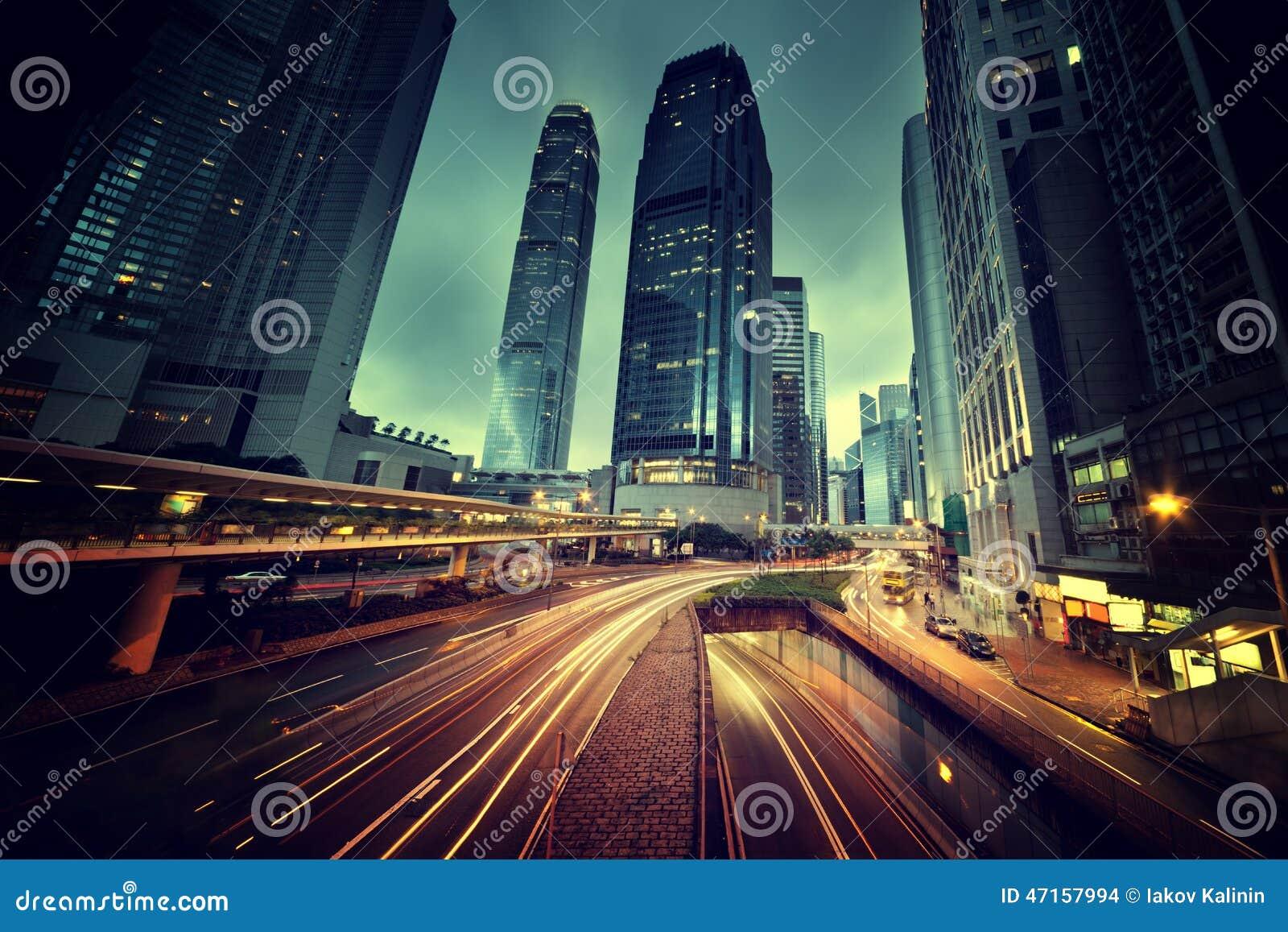 Verkehr in Hong Kong