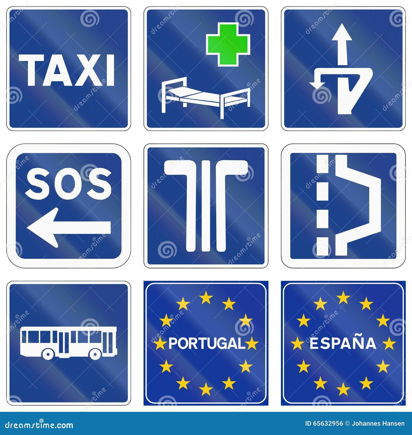 Spanien Abkürzung