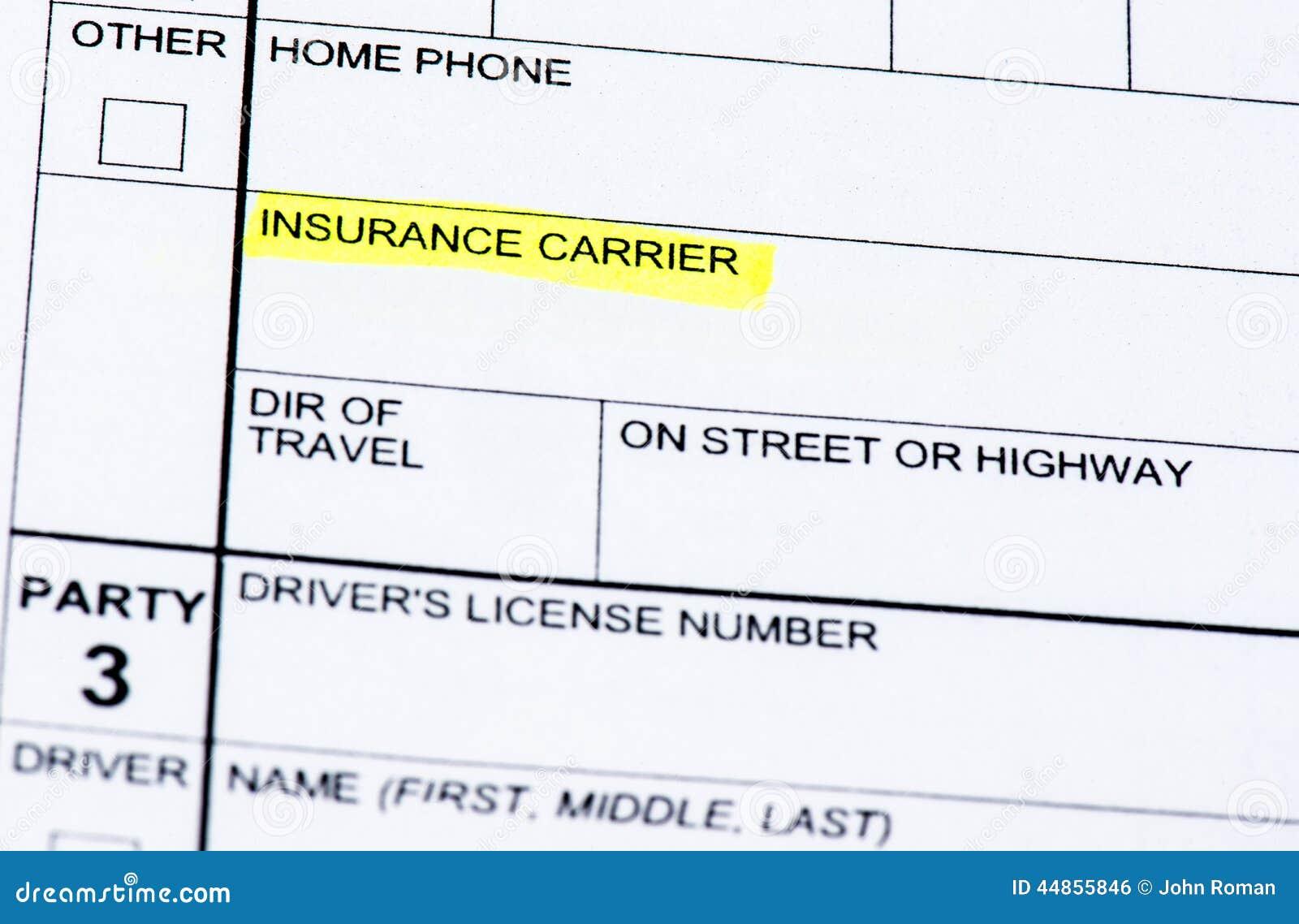 Verkehrsunfall-Bericht stockfoto. Bild von unfall, misdemeanor ...