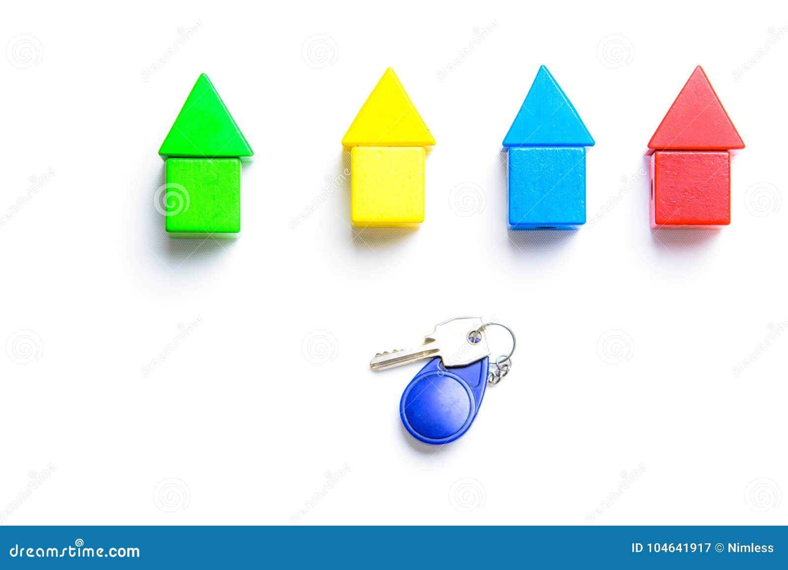 Download Verkies Om Een Huis Te Kopen Stock Afbeelding - Afbeelding bestaande uit energie, conceptueel: 104641917