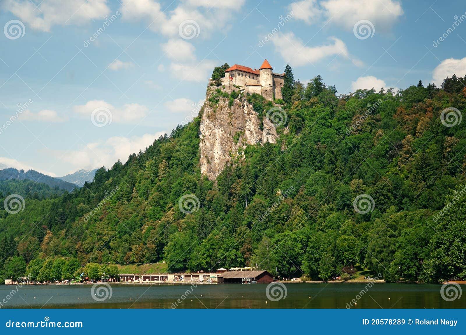 Verlaufene Kaste, Slowenien