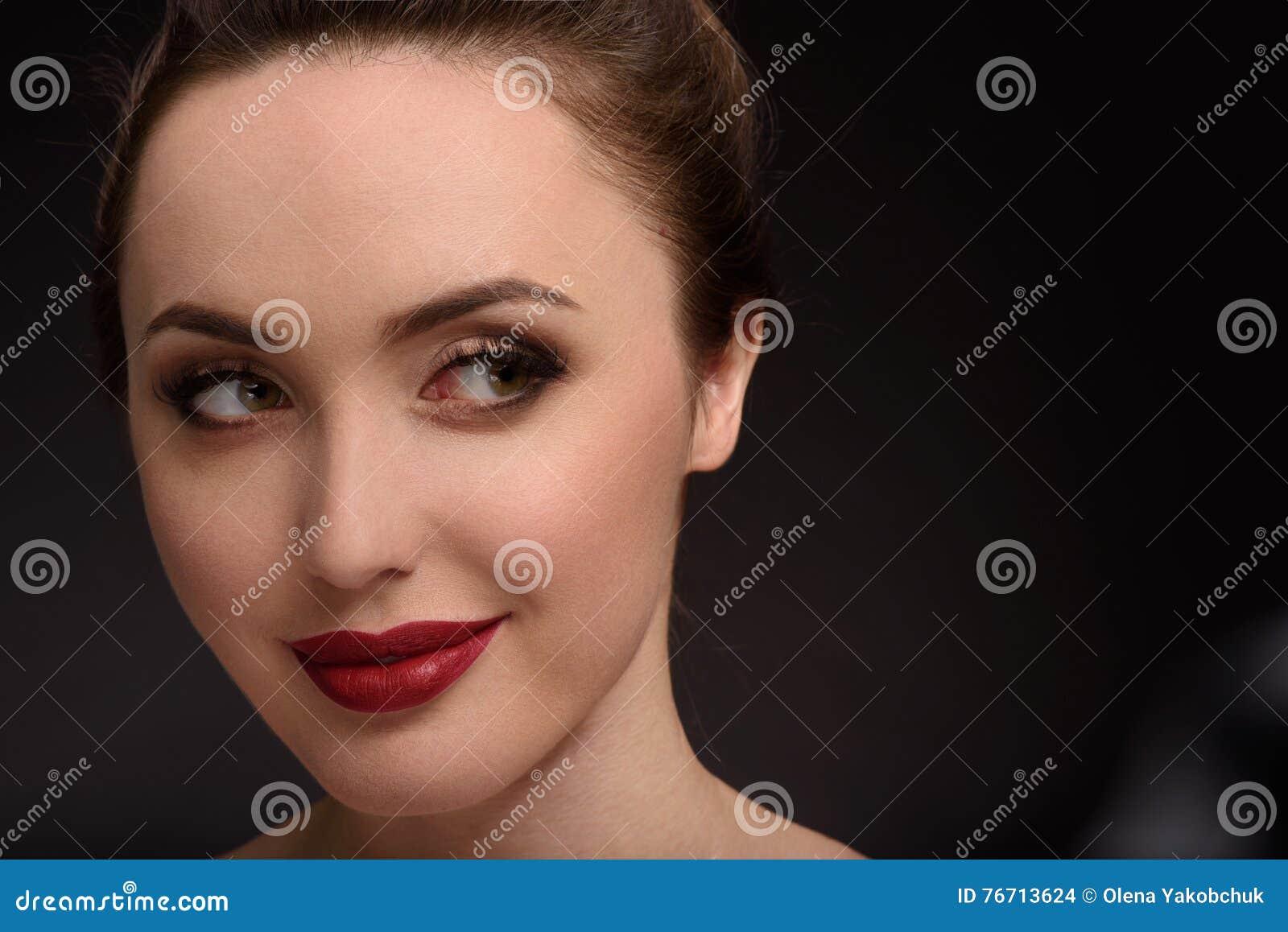 Flirten met ogen